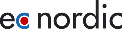 EC- Nordic AB Logotyp